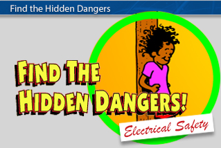 Find the Hidden Dangers