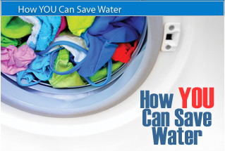 How YOU Can Save Water